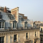 Just back from our four day spring escape to Paris….