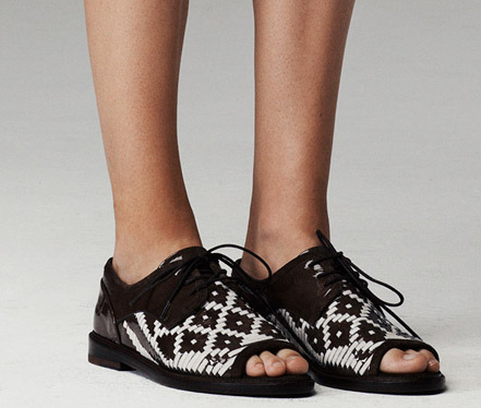 Oxford lace up shoes - Trending for