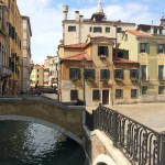 From Venetian heritage into Carlo Scarpa's contemporary world and back
