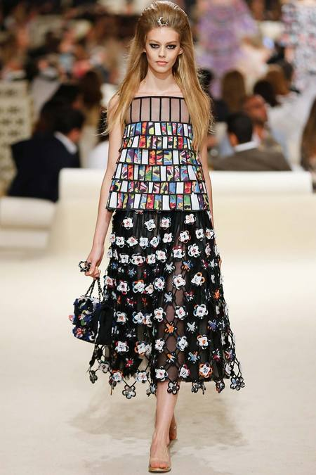 80cdcd11cc0d4c Chanel cruise 2015 Dubai - Some inspirations on how to wear your ...