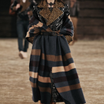 The Barrie crafted knitwear from the Chanel Dallas collection