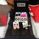 Dior tribal earrings price – Spotted a bargain at Le Marais Paris?!