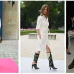 A Celine dress is simply the best – Trust Carine & Gaia