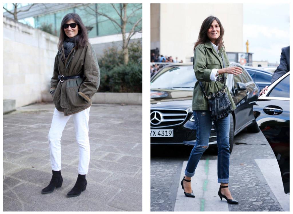 Emmanuelle Alt jacket