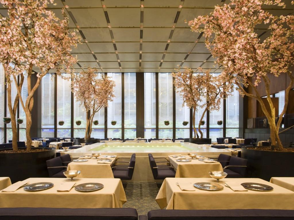 The Four Seasons Restaurant Nyc Reviews