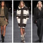 Trending for fall 2014 – oversized coats!