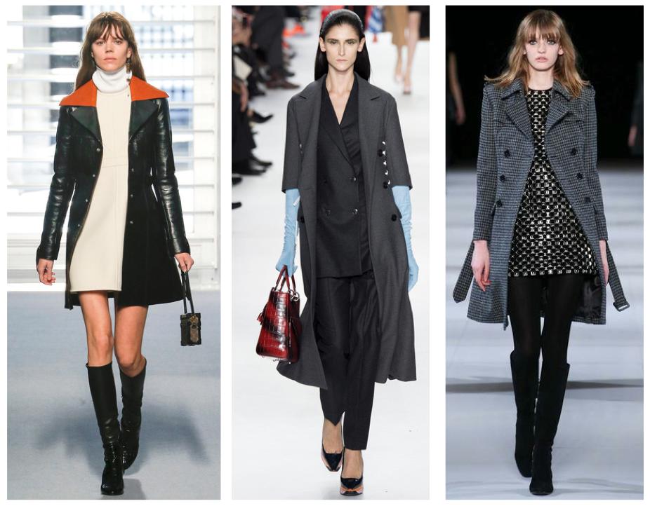 tailored coats