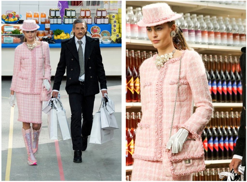 5a910ad97d98f The Chanel grocery store jackets