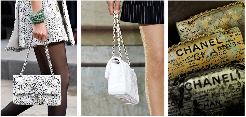 Boulevard Chanel handbags
