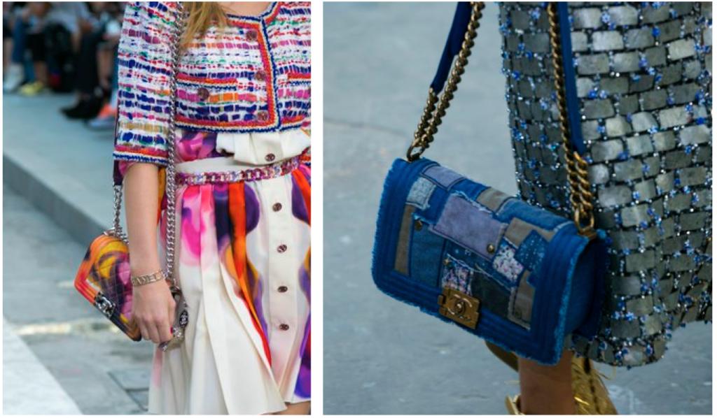 434a349ebc5a55 Chanel bags 2015 closeup ...