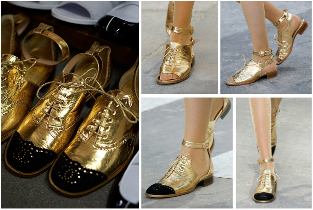 Chanel Sneakers Spring Summer 2015 Chanel Shoes Spring 2015