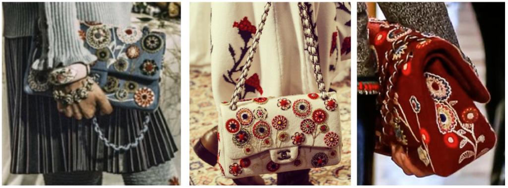 Chanel Salzburg handbags
