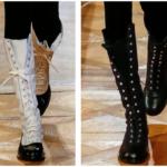 Chanel Salzburg shoe parade …