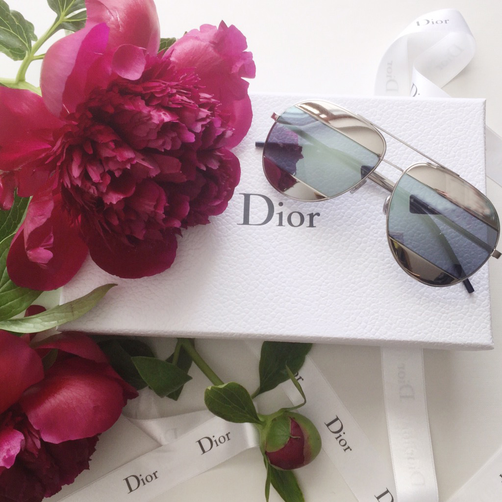 unboxing my Dior Split