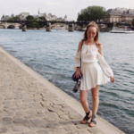 Late summer strolls along the Seine…
